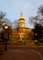 MD State Capitol Building